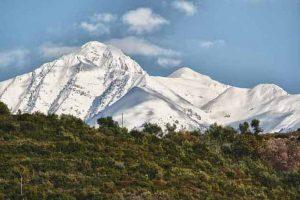 wintersport griekenland